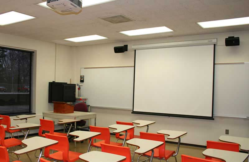 Smart Class - Rooms